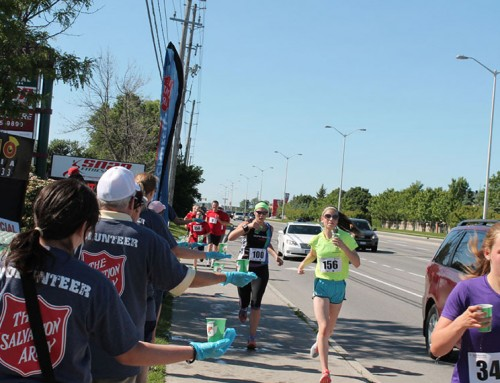 The Salvation Army supports the Barrhaven Run for Roger's House