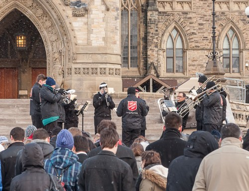 Musings of Easter Sunday on Parliament Hill