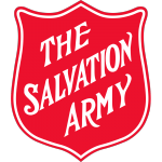 The Salvation Army red shield.