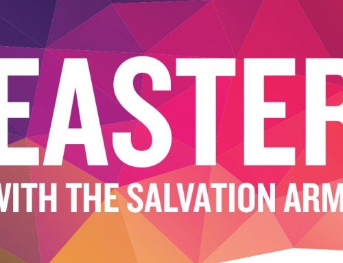 Celebrate Easter with The Salvation Army